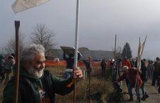 terzo valico Il terreno dei 101 torna al popolo No Tav