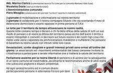 Torrazza 17 nov tav cave e solidarietà a Silvano!