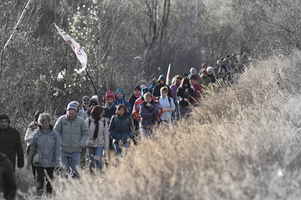 12/11 Da Wall Susa a Salbertrand. Report della passeggiata informativa sui terreni