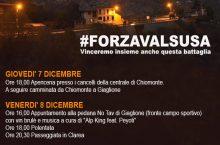 8 dicembre: la Valle che resiste! (programma)