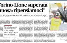 """""""La Torino-Lione superata e dannosa: ripensiamoci"""""""