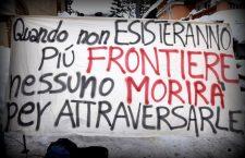 Frontiera appello alla mobilitazione 14-03 ore 9.00 Montgeneve