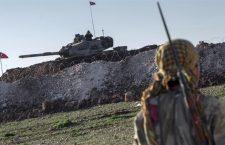 """Dal Rojava: """"la resistenza non può essere sconfitta"""""""