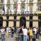I notav davanti alla Regione: Chiamparino&Forza Italia fanno alleanze sulla nostra pelle