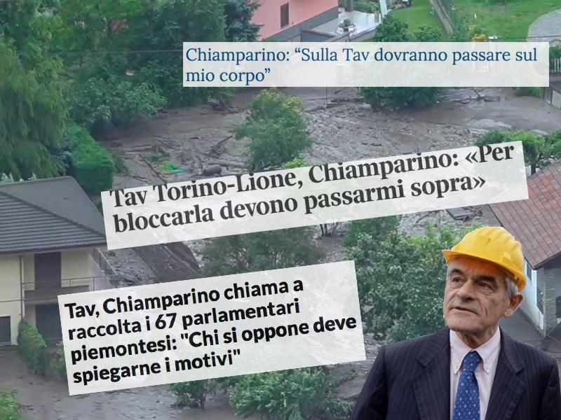 Lun 18/06 presidio in P.zza Castello, Torino. Ve lo diciamo noi quali sono le priorità!