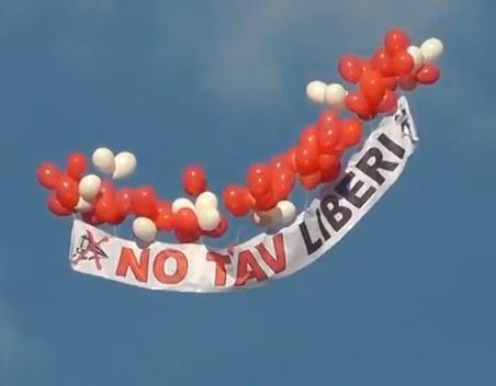 Liberati i No Tav ai domiciliari per il 1° maggio 2017!