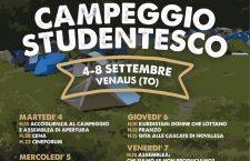 4-8/09, campeggio studentesco nazionale No Tav!