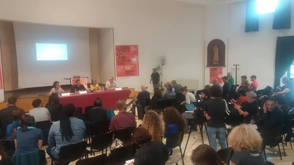 Report workshop internazionale a Melendugno su repressione movimenti a difesa dell'ambiente