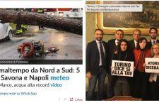 Torino chiede il blocco dell'opera, votata mozione No Tav