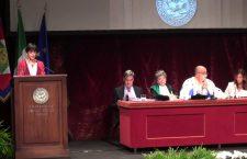 Inaugurazione anno accademico, studenti a Mattarella: noi siamo con i No Tav! (VIDEO)