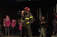 La Cisl segnala i pompieri notav che hanno manifestato l'8 dicembre