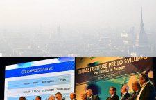 Agli imprenditori riuniti a Torino piacciono i finanziamenti del Tav