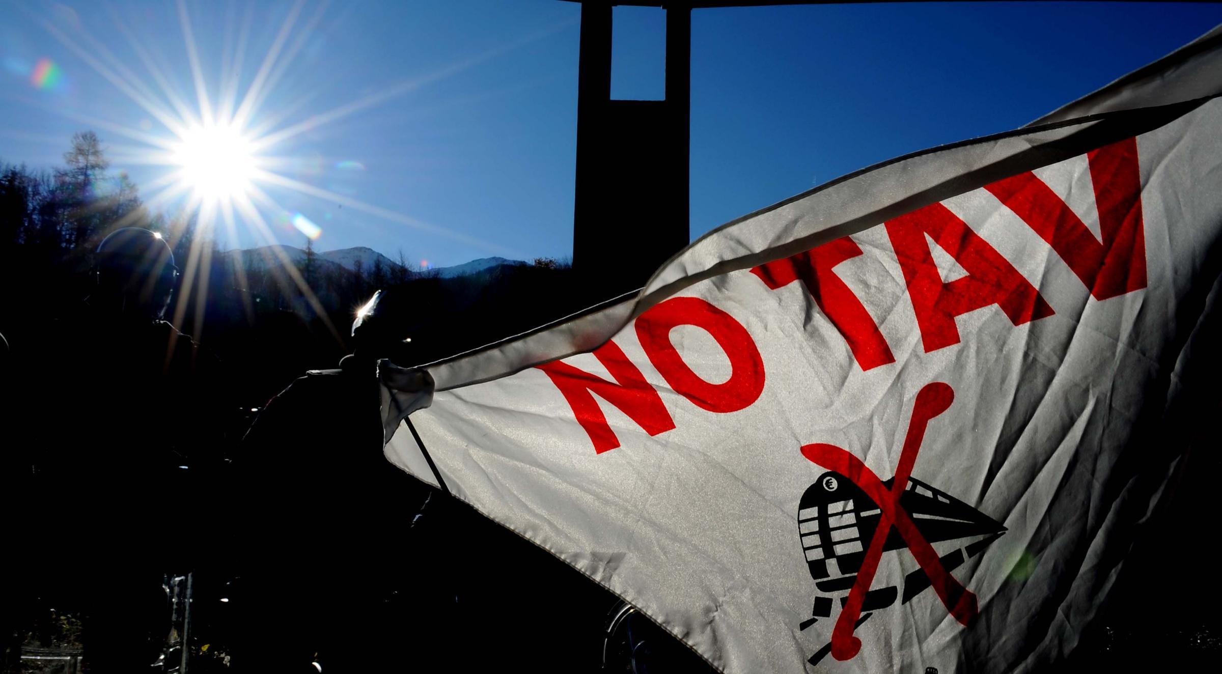 Comunicato di solidarietà ai No Tav Terzo Valico