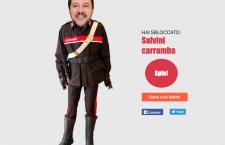 Accogliamo Salvini…alla moda nostra