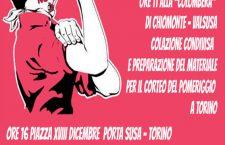 8 marzo di lotta delle donne notav!
