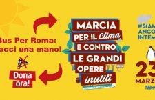 Bus Per Roma: dacci una mano!