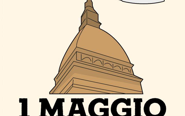 1 Maggio No Tav a Torino!