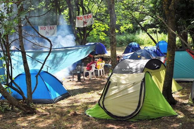 19-24/07, Venaus. Campeggio nazionale studentesco No Tav