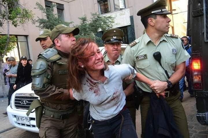 Cile: è guerra.