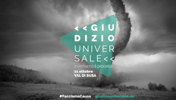 Ven 11/10, San Didero. Giudizio universale, facciamo causa al governo!