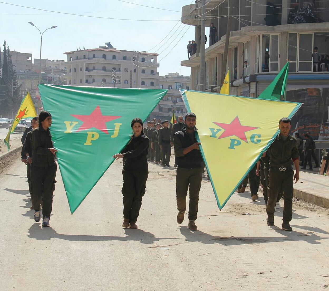 Comunicato No Tav in solidarietà al popolo curdo e contro l'invasione della Turchia!