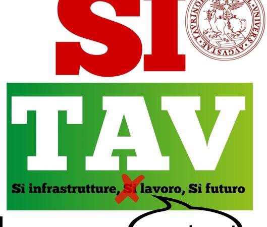 Università obbligata a ritornare sui sui passi: reintegra il NOTAV licenziato