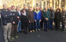 I sindaci e le sindache della Valle per Nicoletta