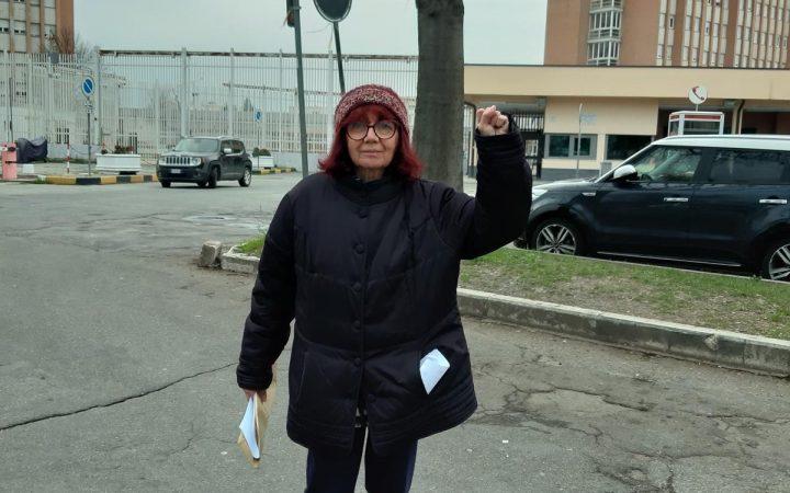 Nicoletta esce dal carcere per gli arresti domiciliari!
