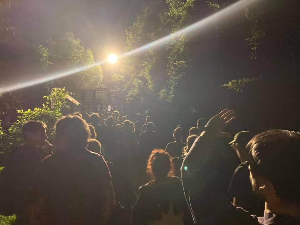 Tre giorni di lotta NO TAV: diario del venerdì