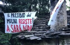 Nicoletta sulla resistenza NOTAV ai Mulini