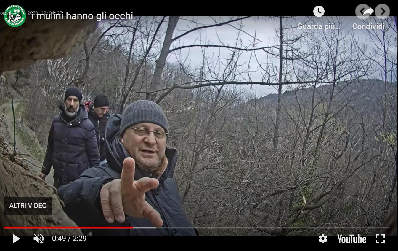 I mulini hanno gli occhi (testo e VIDEO)