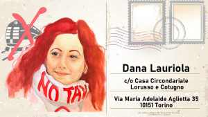 Informazioni per scrivere a Dana