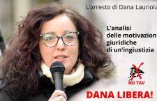 L'analisi delle motivazioni giuridiche di un'ingiustizia: l'arresto di Dana