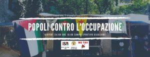 Popoli contro l'occupazione militare – Ore 16, Giaglione