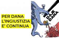 Il tribunale boccia la sospensiva per Dana: prosegue l'ingiustizia