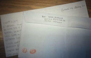 Lettera da Dana: di carcere, pandemia e sospensiva