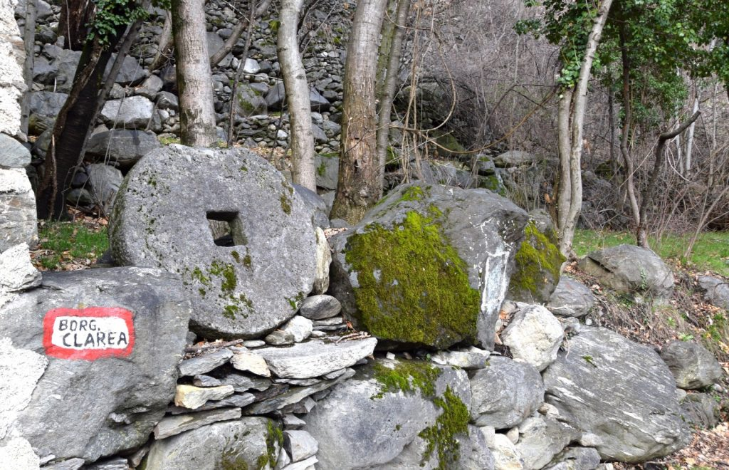 I Mulini della Val Clarea: Luoghi del Cuore 2020