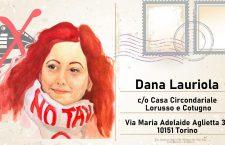 Presidio in solidarietà di Dana e tutt* i/le detenut*