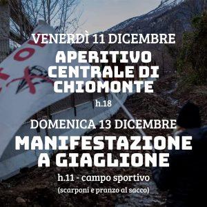 Weekend di mobilitazione No Tav contro l'allargamento del cantiere