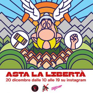DOMENICA 20/12 : ASTA LA LIBERTA' !