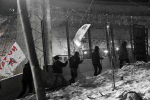 14/02 : fiaccolata al Presidio dei Mulini