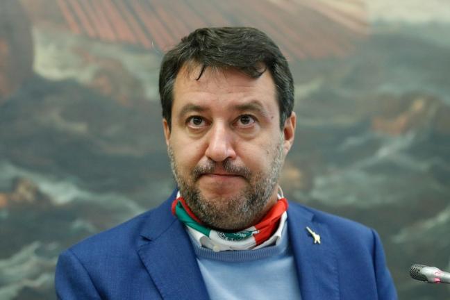 """Salvini la spara: """"facciamo il ponte, sono 100.000 posti di lavoro"""". Ma il caso TAV mostra che sono tutte balle"""