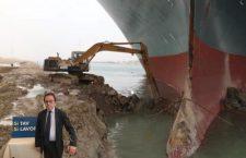 Suez-Lione: il canale ad alta velocità