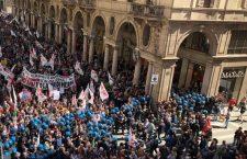 Torino: ancora reati di opinione, 13 misure cautelari contro i notav