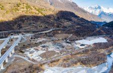 I sindaci dell'Unione Montana Alta Valle Susa incontrano TELT