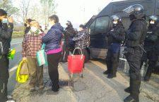 A San Didero la polizia impedisce il mercato
