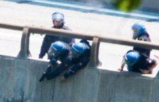 Corte d'appello conferma: dalla polizia sassi e lacrimogeni ad altezza d'uomo contro i NoTav
