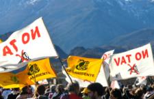Legambiente Piemonte: TAV, un nuovo autoporto per TIR?