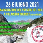 Francia: apre le porte un nuovo presidio notav in Val Maurienne