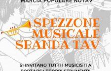 12/06 marcia popolare No Tav: spezzone musicale sbanda tav